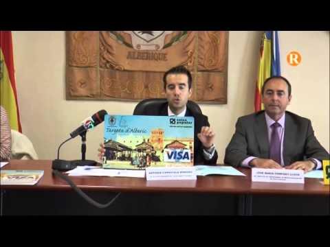 La Targeta d'Alberic es presenta com una clara aposta per l'economia local
