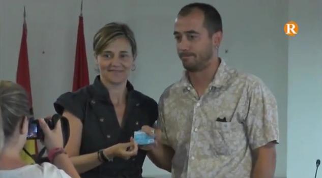 Bastidas entrega 34 ajudes  per un import de 50.000 € a emprenedors de la ciutat