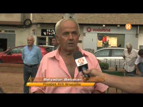 Almussafes dedica un dia de les festes patronals als agricultors de la ciutat