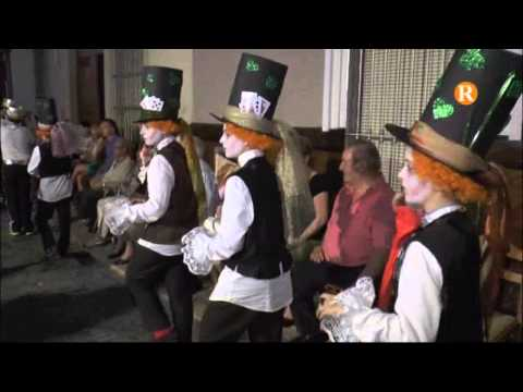 Guadassuar celebra el fi de la setmana de danses