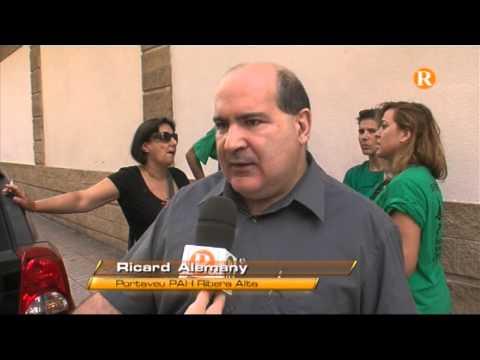 La PAH aconseguix la dació en pagament per a un veí d'Alzira