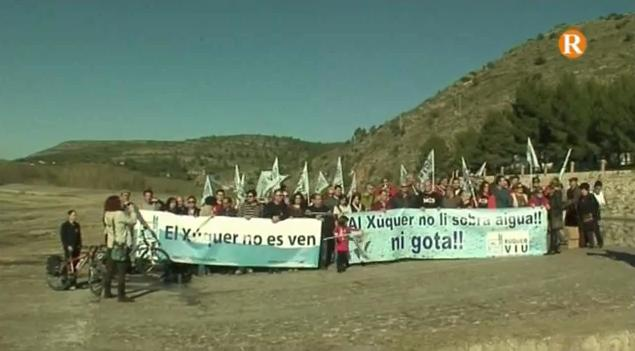La Ribera no està disposada a vendre el seu riu