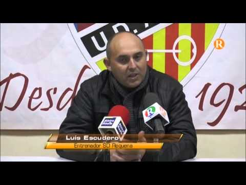 Golejada de la UD Alzira al SC Requena