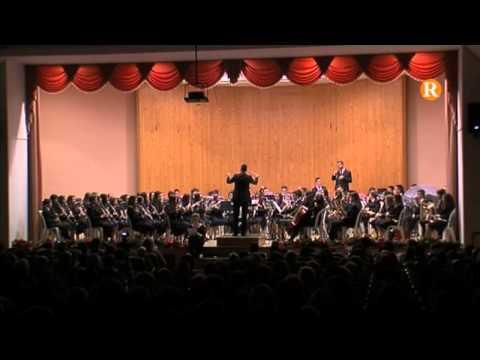 Gran èxit del Concert de la societat musical Santa Cecília a Guadassuar