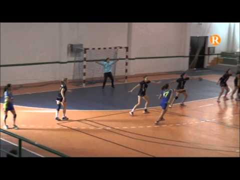La remuntada del club d'handbol de L'Alcúdia les porta a la primera posició