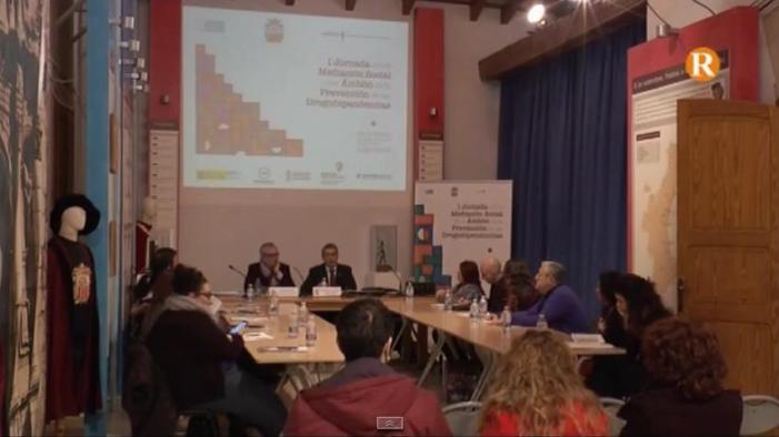 Algemesí acull la primera jornada nacional sobre la importància de la mediació social en la prevenció de les drogodependències
