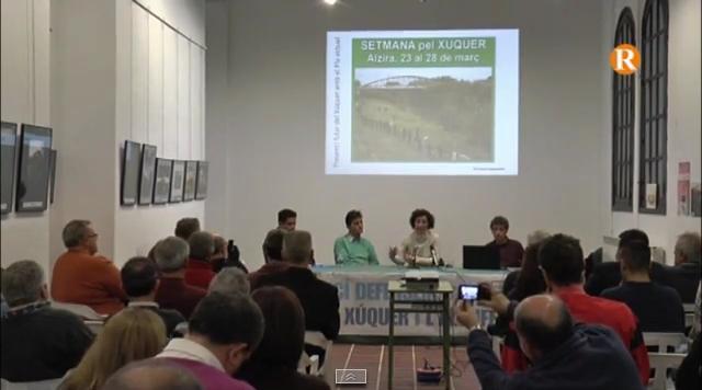 El present i futur del Xúquer es debat a Alzira