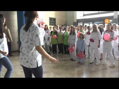 L'Hospital Universitari de la Ribera se suma a la iniciativa nacional per instaurar el Dia Internacional del Xiquet Hospitalitzat