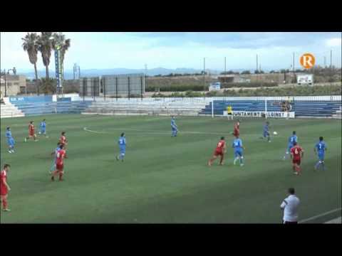 El CF Borriol abandona La Forana amb un somriure