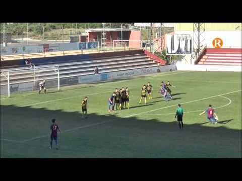 El Juvenil A d'Alzira celebra davant més de mil espectadors l'ascens a la Lliga Nacional