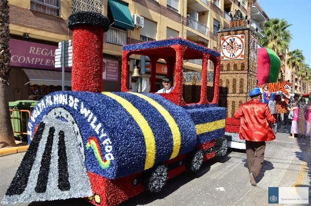 L'Ajuntament subvencionarà les carrosses de paperets per a la cavalcada de festes