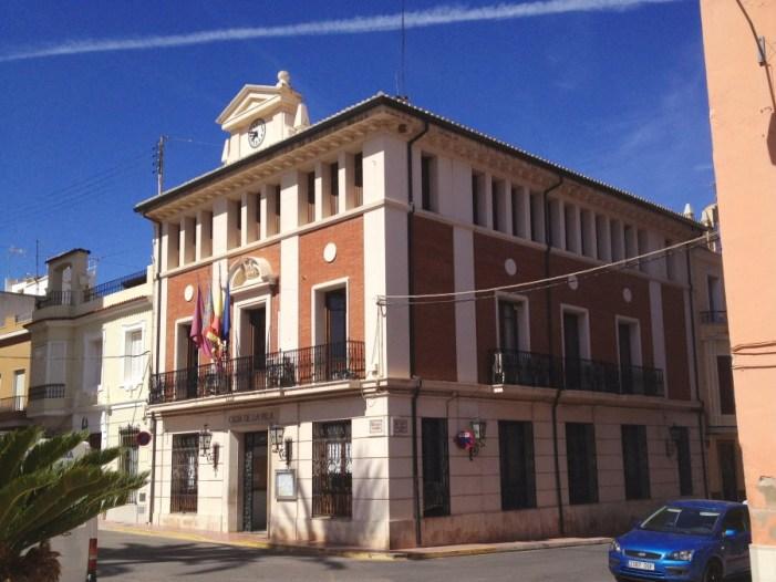 Corbera renovarà l'exterior de l'ajuntament amb la subvenció de la Diputació