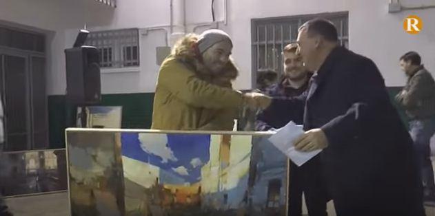 73 pintors participen del V concurs de Pintura Ràpida Vila de Guadassuar