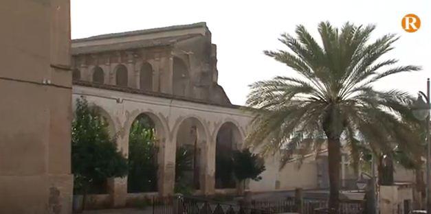Llombai sol·Licita ajuda per conservar el convent de Santa Creu