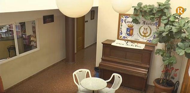 Finalitzen les obres de millora i renovació de la Casa de la Música finançades per la Diputació de València