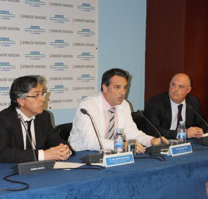 El Dr. Javier Palau, nou director gerent del Departament de Salut de La Ribera