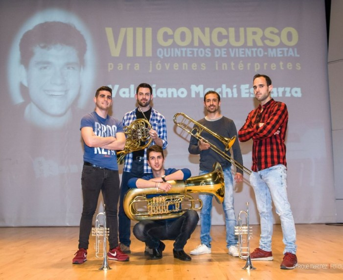 Levante Sound Brass gana el Concurso de Quintetos de Viento-Metal de Benimodo