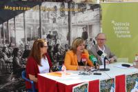 Carcaixent se reivindica como ciudad modernista y se abre al turismo con ayuda de València Turisme