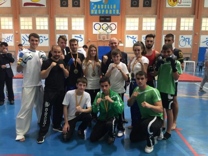 Carlet aconseguix dos campions d'Espanya de koshiki