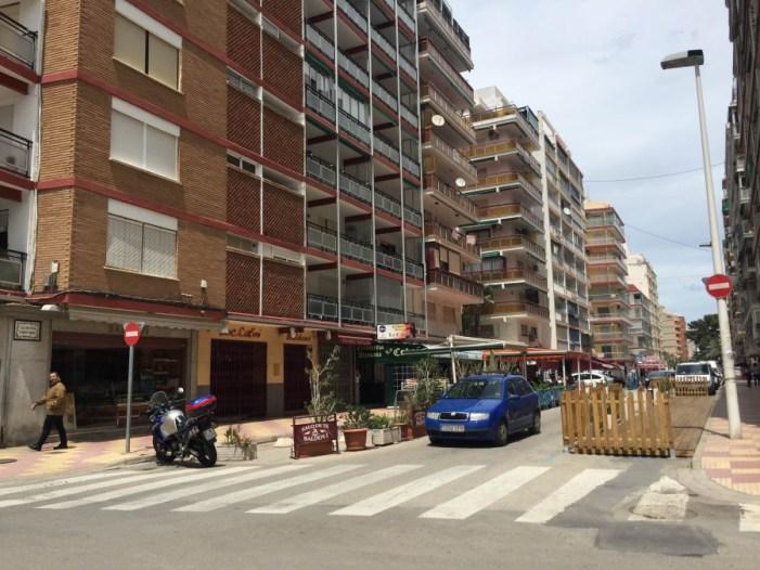 Cullera convertirà en zona de vianants dos carrers de Sant Antoni a l'estiu