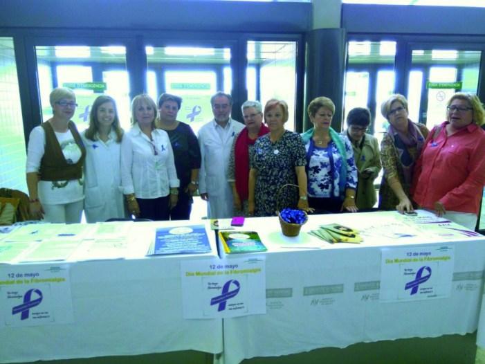 L'Associació de Fibromialgia d'Almussafes participa en els actes del Dia Mundial de la Fibromialgia