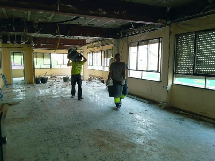 L'Ajuntament rehabilita l'edifici municipal que alberga el seu Departament d'Urbanisme