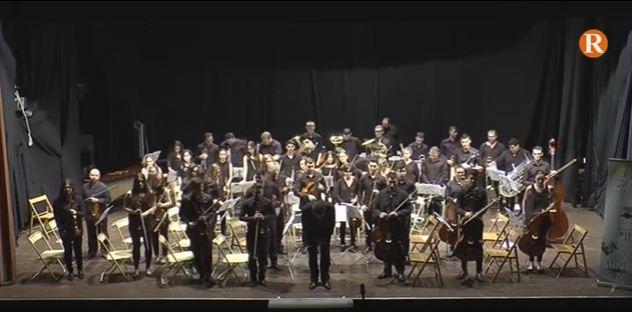L'Orquestra Simfònica de la Ribera ofereix un concert a Alberic amb motiu del XX aniversari de la Mancomunitat