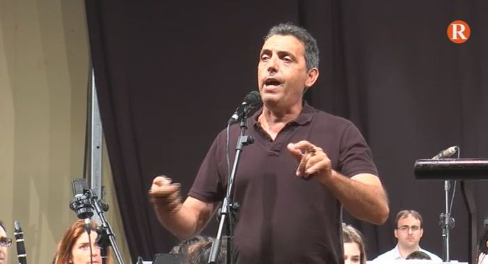 Pep Botifarra actua a Alginet amb motiu de les festes