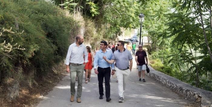 Los municipios de la Ribera se reparten más de dos millones de euros del Plan de Caminos y Viales de la Diputación