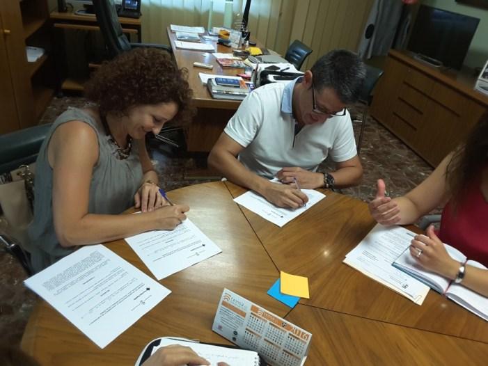 Almussafes estudia la creació d'un Punt d'Intervenció Local de Creu Roja