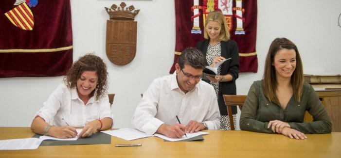 Jorge Rodríguez desbloquea el pago de unas obras en la Pobla Llarga aprobadas hace 8 años