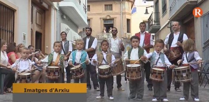 L'Alcúdia rememora l'arribada de la Mare de Déu de l'Oreto a la població