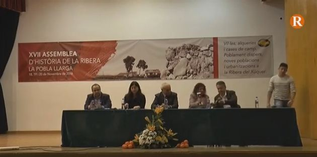 La Pobla Llarga acull aquest cap de setmana l'Assemblea d'Història de la Ribera