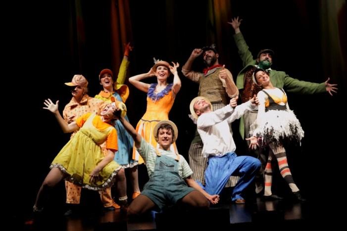 El Teatro Escalante repone este viernes la obra ganadora del Premio Max al Mejor Espectáculo Musical 'L'Aneguet Lleig'