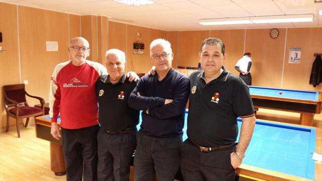 Almussafes, seu de la final del Campionat d'Espanya de Jocs de Sèrie per equips