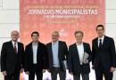 """Jorge Rodríguez: """"La Diputació de València és l'exemple que es pot augmentar el finançament als municipis"""""""