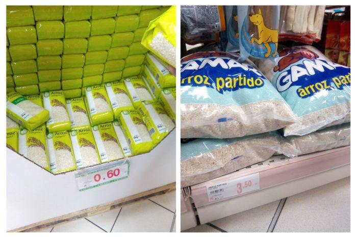 AVA-ASAJA denuncia que Alcampo vende el arroz para perros un 16% más caro que el de consumo humano