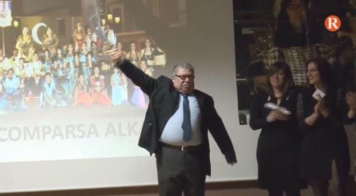 La comparsa Alkabir de Llaurí celebra el seu 30 aniversari