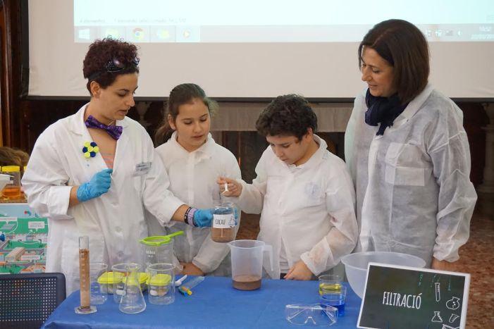 Cullera consciència 200 escolars sobre la problemàtica de l'aigua potable