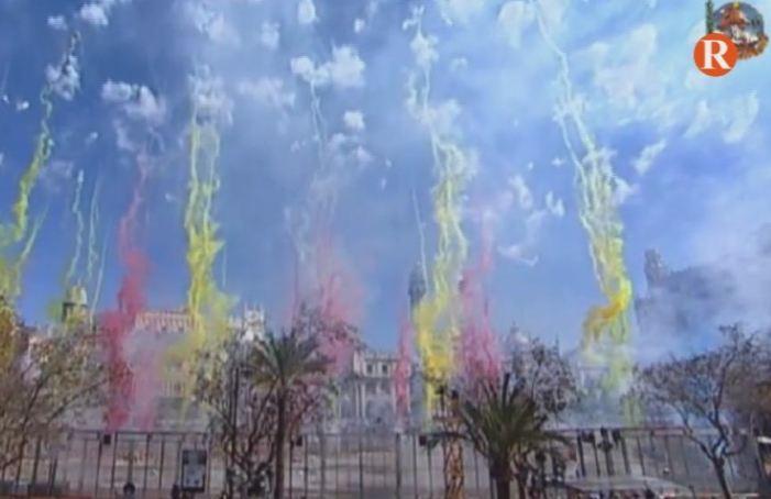 València s'acomiada dels espectacles pirotècnics