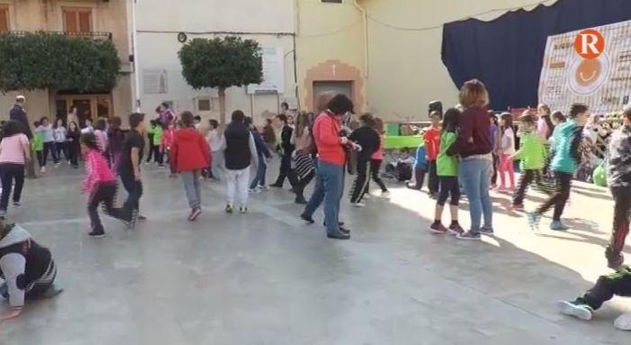 Els escolars d'Alginet participen dels tallers de la Fira Verda