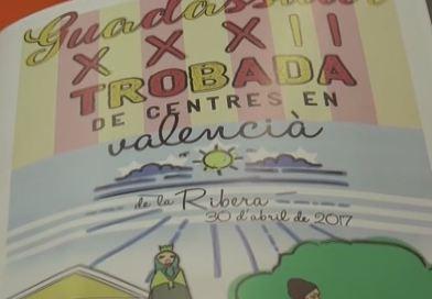 Tot preparat per a la 32 Trobada d'Escoles en Valencià en Guadassuar