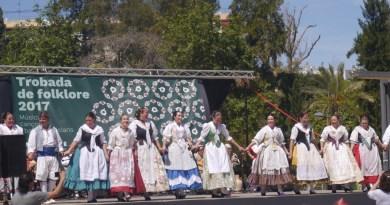 Corbera s'omplirà de música i danses amb la Trobada de Folklore de la Diputació de València