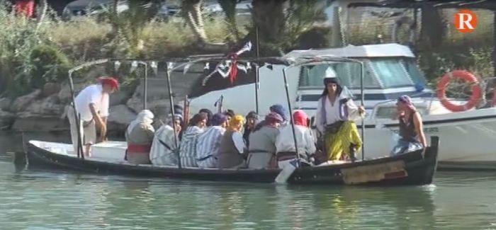 Cullera rememorarà el saqueig del pirata Dragut amb una recreació històrica