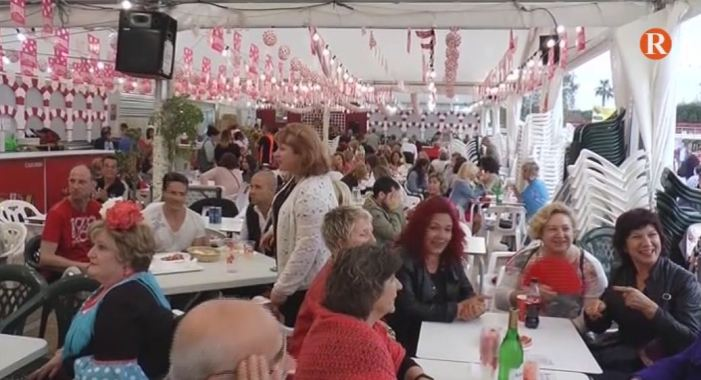 La Gran Fira Andalusa de València rep milers de visites