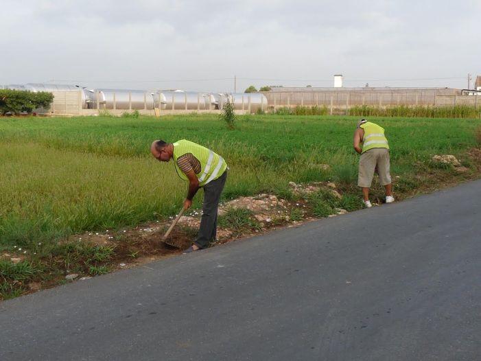 El Ayuntamiento de Benifaió contratará este verano  a más de 50 vecinos desempleados del sector agrario