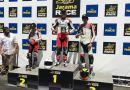 Alex Pérez, del Moto Club Sueca, es va proclamar campió al circuit del Jarama (Madrid)