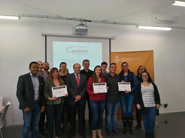 Aquest matí s'han presentat els projectes guanyadors del FormaEmprén, el programa de capacitació per a emprenedors que ha impartit IDEA en col•laboració amb el CEEI-València