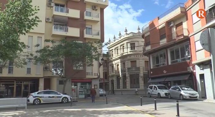 Amigó visita la població de Villanueva de Castellón