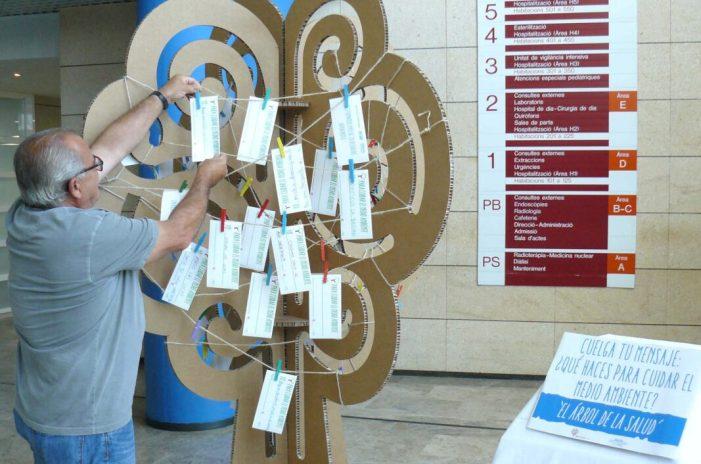 El Hospital de La Ribera obtiene la Acreditación ISO-16164 para el cálculo de su Huella de Carbono